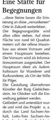 Wochenspiegel 22. Mai 2013