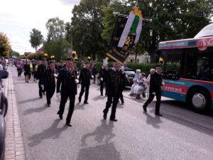 """Stadtfest in Mücheln / """"666 Jahre Stadtrecht"""""""