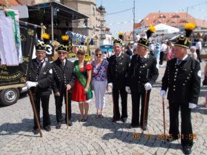23. Stadt- und St. Jakobusfest in Mücheln