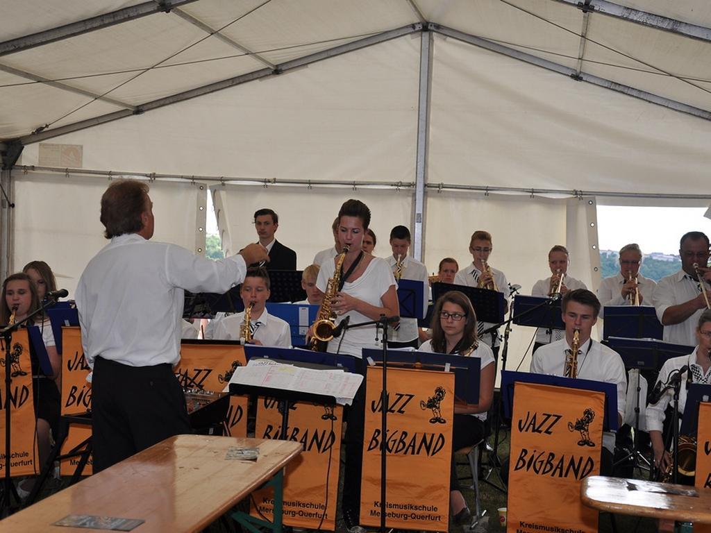 JAZZ BIGBAND der Kreismusikschule
