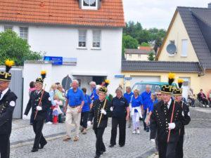 Stadt- und Jakobusfest in Mücheln