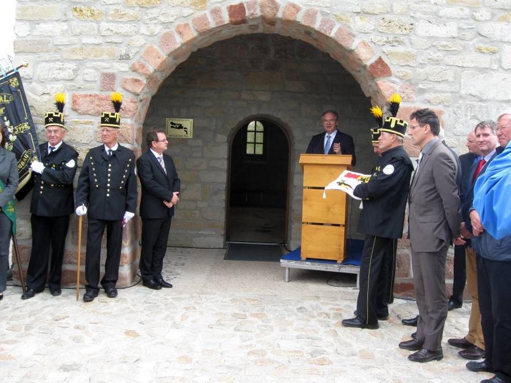 Festrede MP Reiner Haseloff
