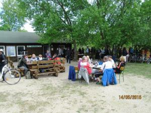 IFV-Hütte gut besucht