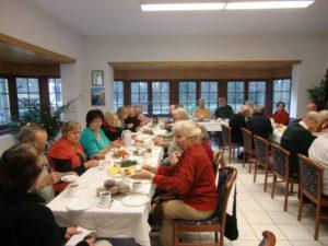 "Zu Gast beim ""Seniorenverein Ziegelrodaer Forst"" e.V."