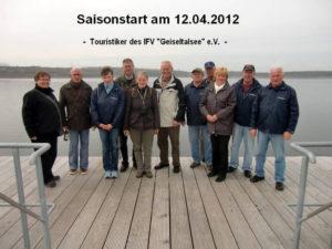 Saisonstart 2012