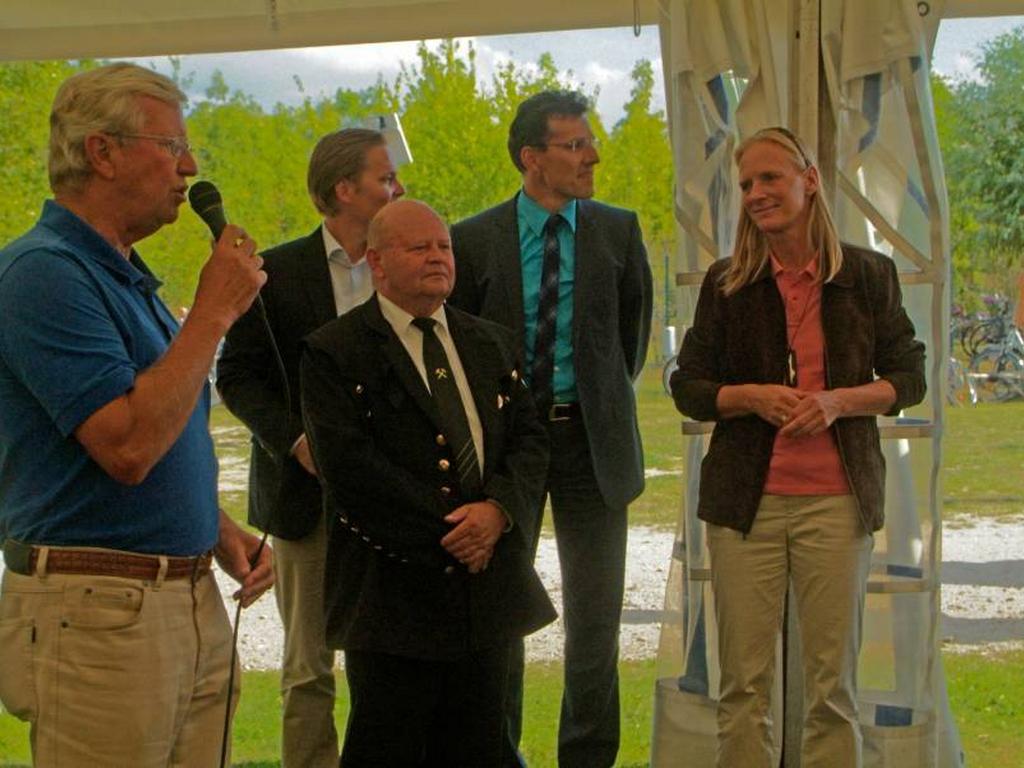 Vorstellung von Ministerin Birgitta Wolff