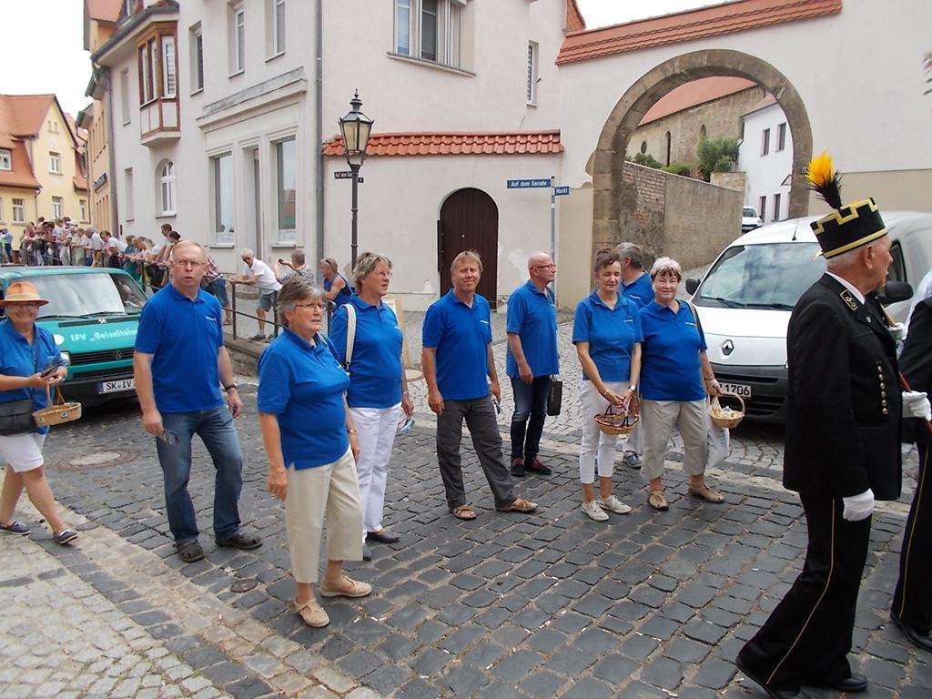 26. Stadt- und Jakobusfest Mücheln