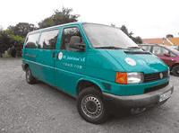 Der Kleinbus ist im August verkauft worden