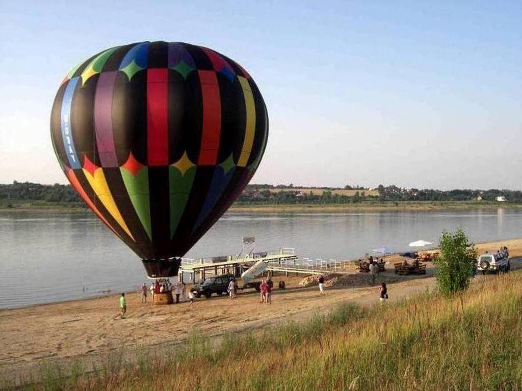 Ballonaufstieg am Anleger 10.07.2010