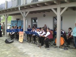 Platzkonzert der Roßbacher Musikanten