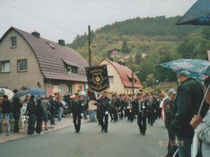 Festumzug Winzerfest in Freyburg am 13.09.09