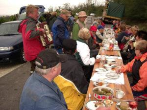 Weinlese 2009 - Pause