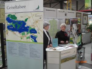 Rosemarie Hirsch und Barbara Fricke