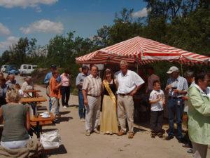 Stadtfest in Mücheln