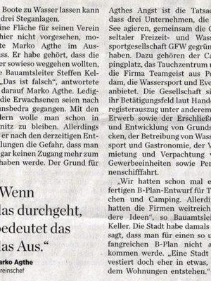 MZ-Artikel v. 17.06.2020 Geiseltalsee allg. Bl. 2
