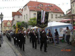 Stadt- und St.-Jakobus-Fest in Mücheln