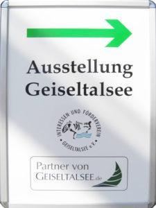 Präsentation im Foyer der Dresdner Bank