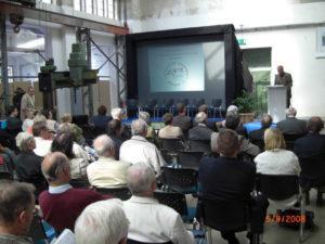 10. Zukunftsforum in der Zentralwerkstatt Pfännerhall