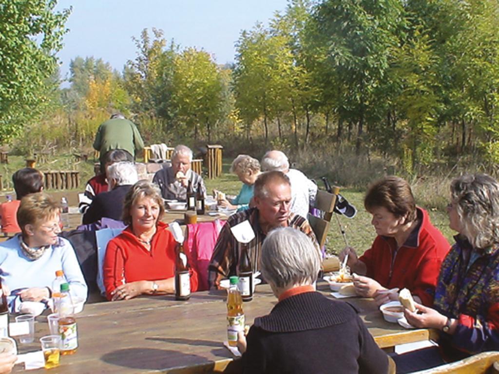 """Wanderung """"Goldener Herbst im Geiseltal"""""""