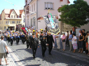 Bergbautradition Festumzug