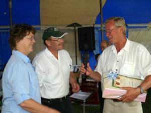 und ein Dankeschön für den Vorsitzenden Herrn Reinhard Hirsch für seinen unermüdlichen Einsatz.