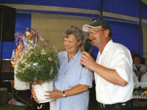 Blumen für Frau Rosmarie Hirsch