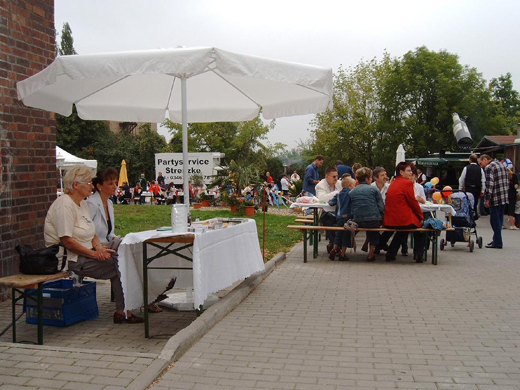 Gemeindefest in Krumpa