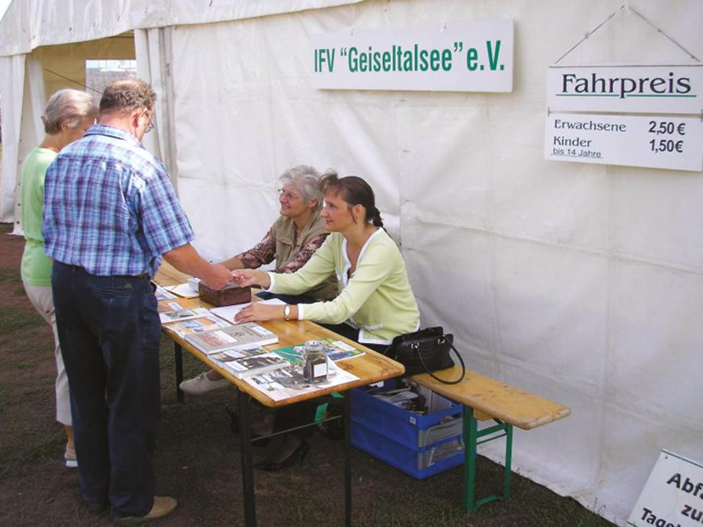 Heimatfest in Krumpa