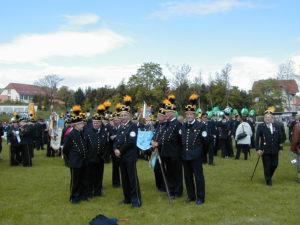 Teilnahme an der Bergparade in Elbingerode