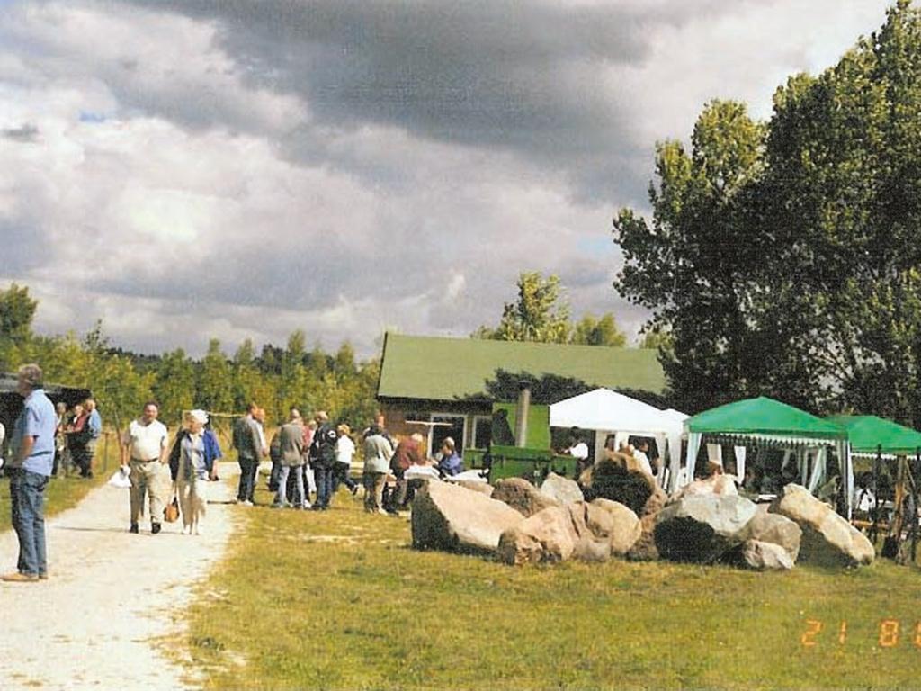 "Wohngebietsfest der WG ""Kohle Geiseltal"""